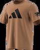 Hawthorn Football Club adidas x Hawks Logo Tee