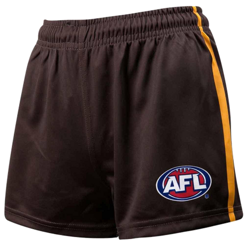 Hawthorn Mens Replica Playing Shorts