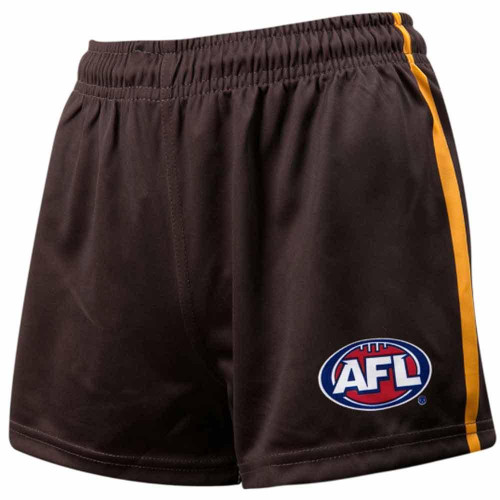 Hawthorn Boys AFL Auskick Home Shorts