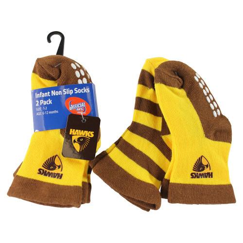 Hawthorn Infant Socks - 2 pack