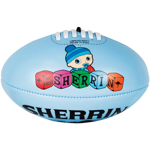 Hawthorn My 1st Sherrin Football -  Boy - 20cm