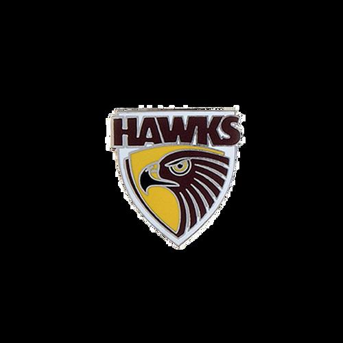 Hawthorn Logo Pin