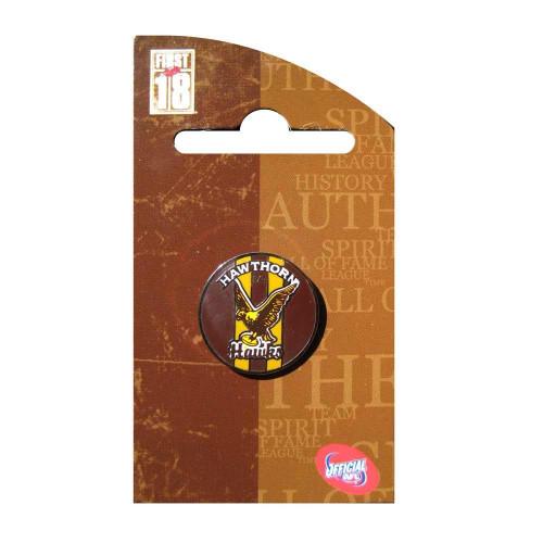 Hawthorn Heritage Pin