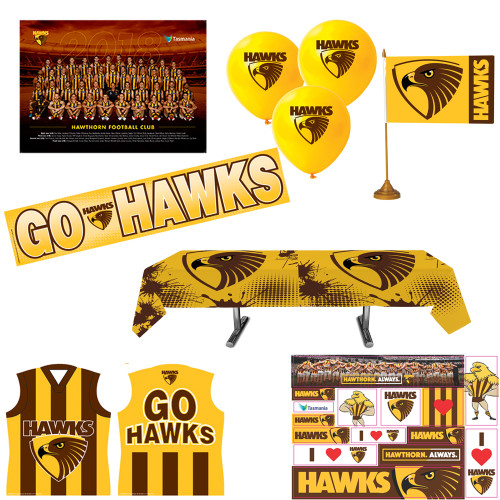 Hawthorn Ultimate Party Pack