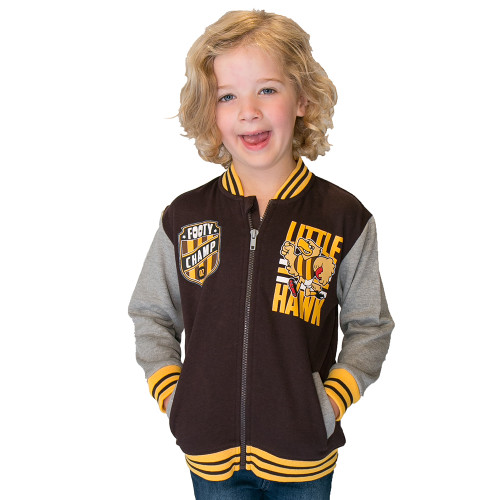 Hawthorn Toddlers Varsity Zip