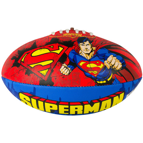 Hawthorn Sherrin Football - Superman Size 3