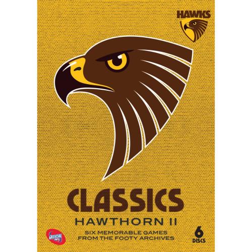 Hawthorn Classics DVD 6-pack - Vol. II