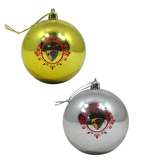 Hawthorn XMAS Baubles 6-pack