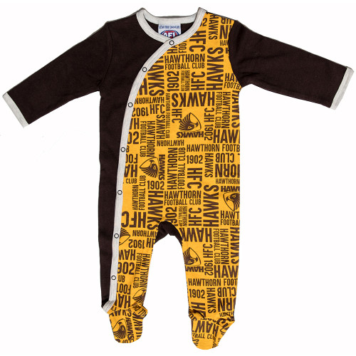Hawthorn Babies Coverall Romper