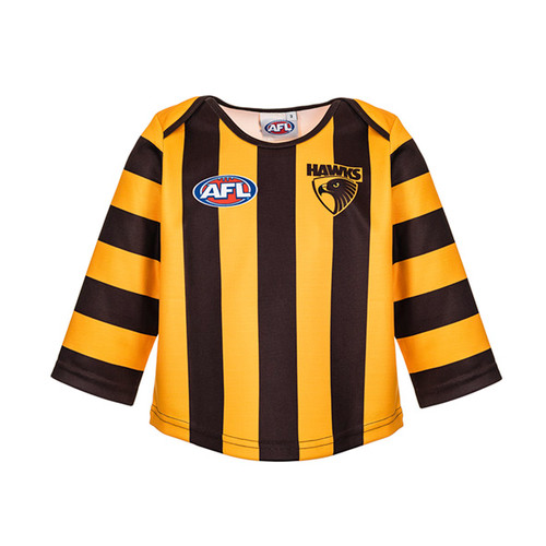 Hawthorn Replica Guernsey - Infant/Toddler - Long Sleeve
