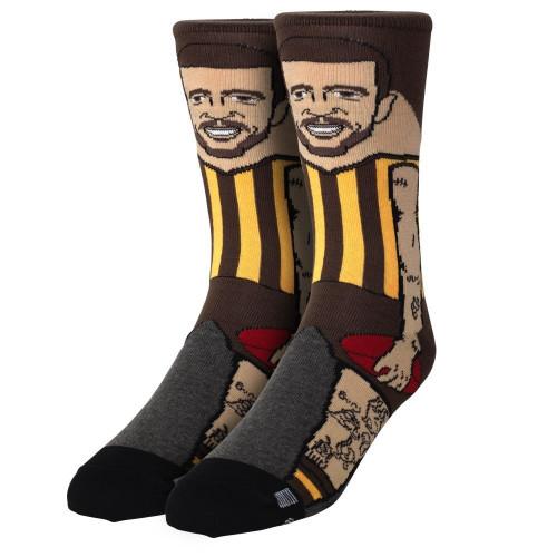 Hawthorn Stratton Nerd Socks