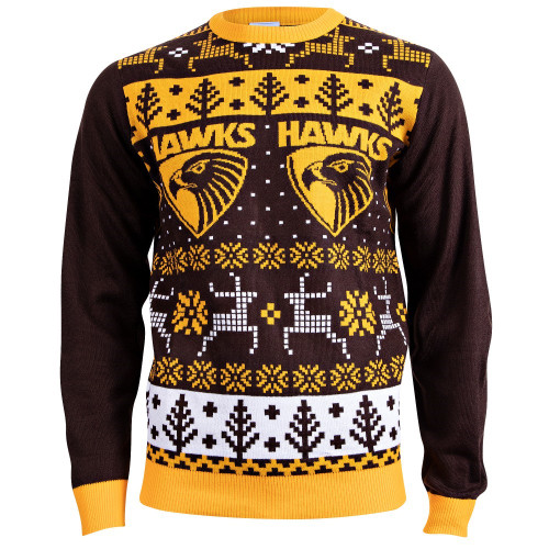 Hawthorn Mens Ugly Sweater 2019