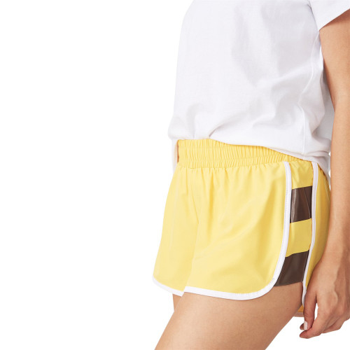 Hawthorn Women's Retro Run Short made by COTTON:ON