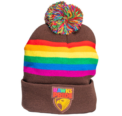 Hawthorn Football Club Pride Beanie