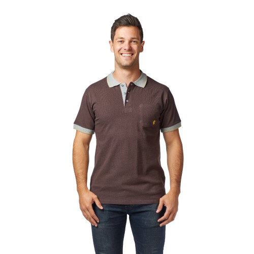 Hawthorn Mens Core Polo - Winter 2019
