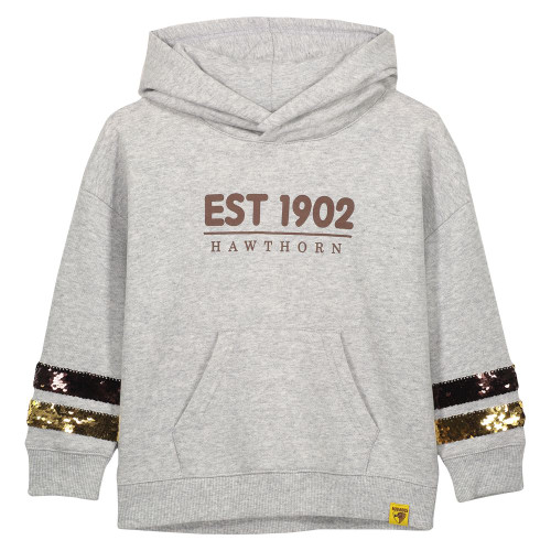 Hawthorn Girls Sequin Hoodie COTTON:ON