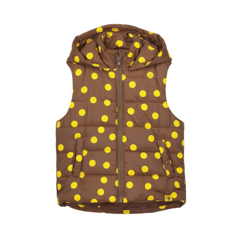 Hawthorn Girls Puffer Vest COTTON:ON