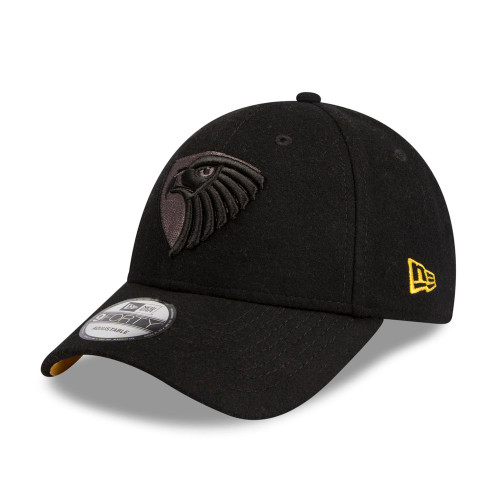 Hawthorn New Era Cap - 9FORTYå¨ - Winter Nights Black Out
