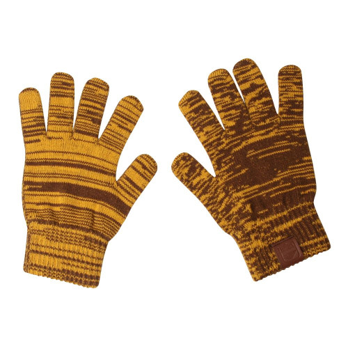 Hawthorn Football Club 100% Merino Wool Gloves -  2 Tone
