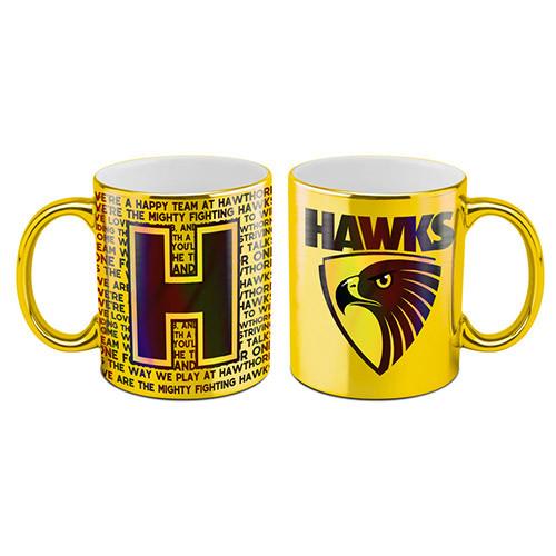 Hawthorn Metallic Mug