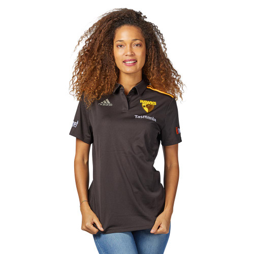 Hawthorn FC adidas womens polo 2020