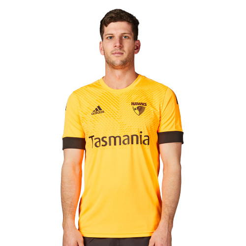 Hawthorn Football Club adidas orange training tee 2020