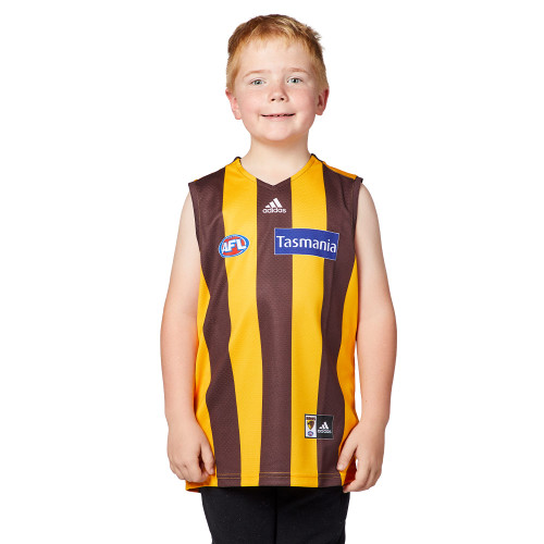 Hawthorn FC adidas youth home jumper 2020