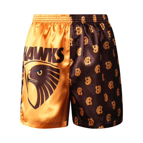 Hawthorn Men's Satin Boxer Short