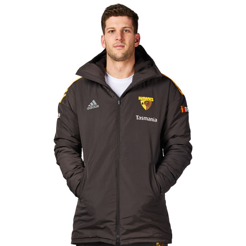 Hawthorn Football Club adidas stadium jacket 2020