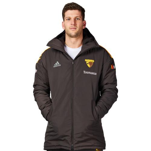 Hawthorn Football Club adidas stadium jacket 2020