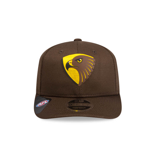 Hawthorn Football Club 9Fifty Team Brown Snapback