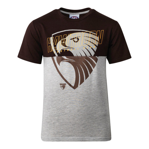 Hawthorn Football Club Youth Supporter Tee Winter 2021