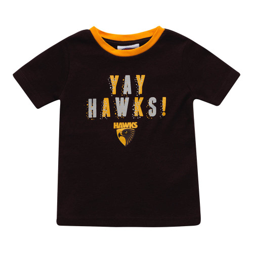 Hawthorn Winter 2020 - Baby YAY Tee