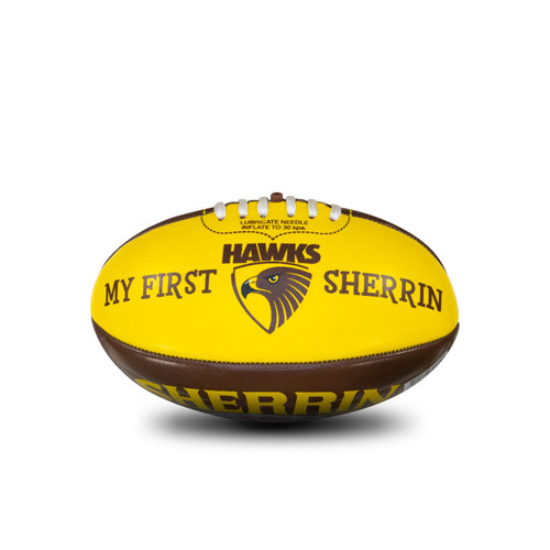 Hawthorn My First Sherrin Football