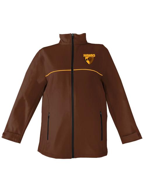 Hawthorn Football Club Mens Winter 2020 Soft Shell Jacket
