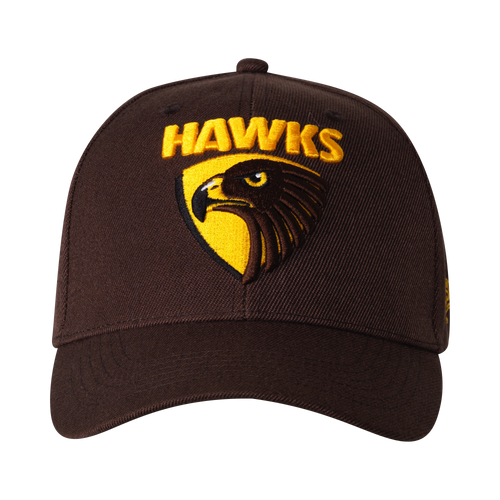 Hawthorn Football Club Adults Brown 2021 Cap