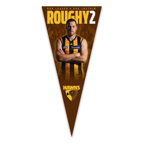 Hawthorn Football Club Roughead Pennant