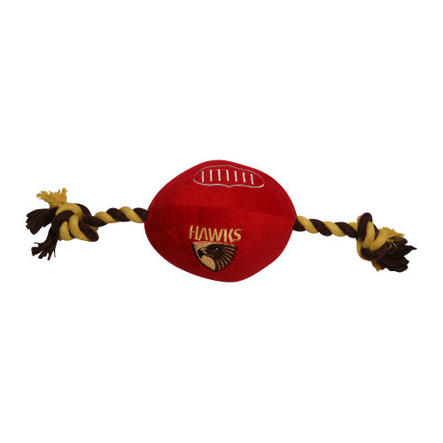 Hawthorn Football Club Pet Supporter Toy