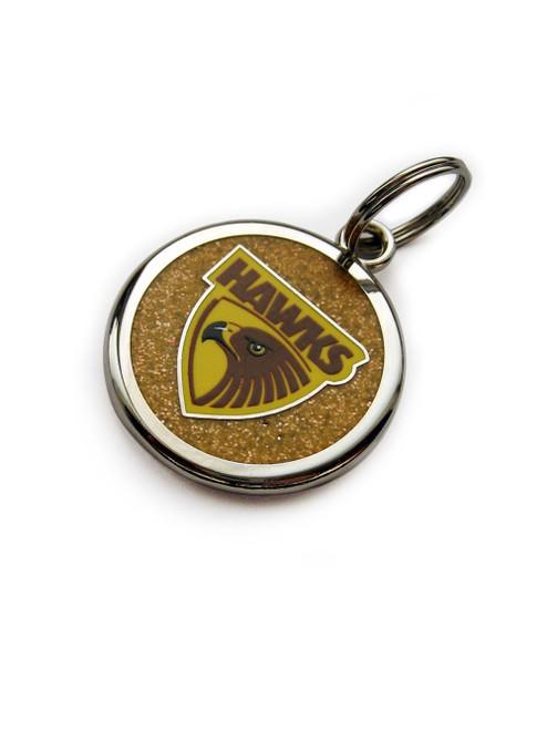 Hawthorn Football Club Pet Tag