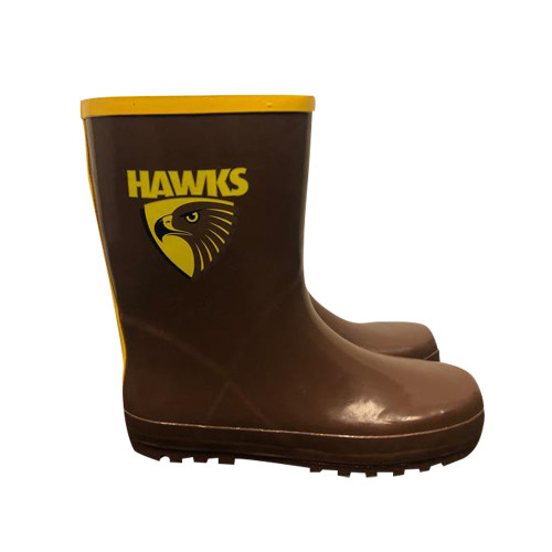 Hawthorn Football Club Kids Gumboots
