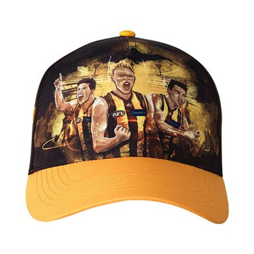 Hawthorn Football Club Adults Heroes OSFM Cap