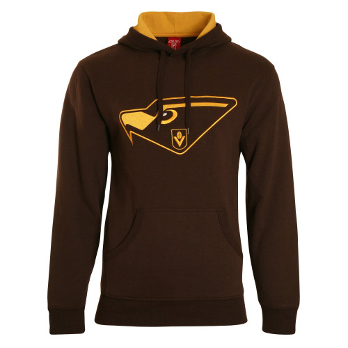 Hawthorn Football Club Mens 1st XVIII Heritage Hood