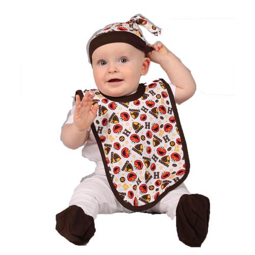 Hawthorn Football Club Baby Elmo 3 Piece Gift Set