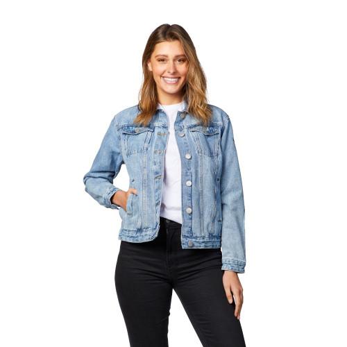 Hawthorn Football Club Ladies Denim Jacket