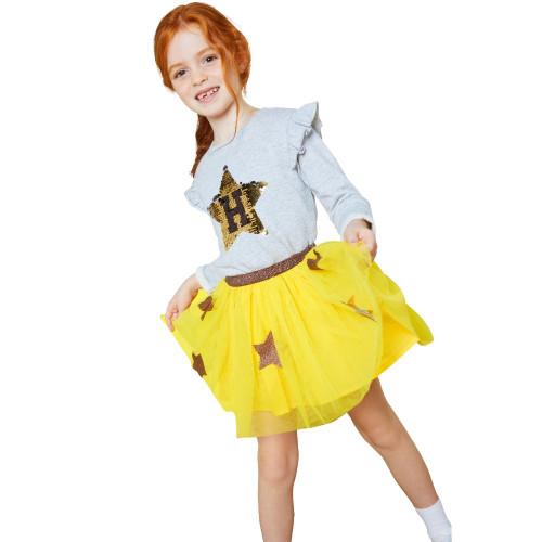 Hawthorn Football Club Girls Tulle Skirt
