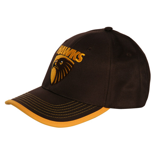 Hawthorn Football Club Adult Logo Cap