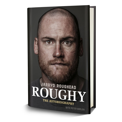 Roughy The Autobiography  by Jarryd Roughead