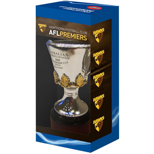 Hawthorn Mini Replica Premiership Cup - 2008
