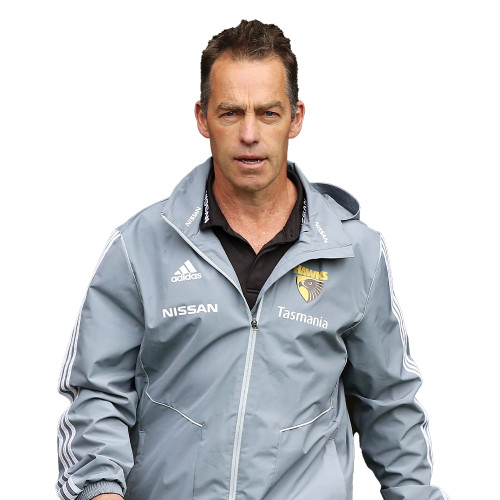 Hawthorn Football Club adidas coaches jacket - limited edition