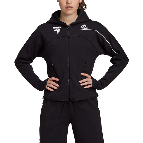 Hawthorn Football Club adidas Women's Z.N.E Hoodie